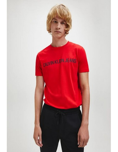 Calvin Klein Jeans Logo Lineal Short...