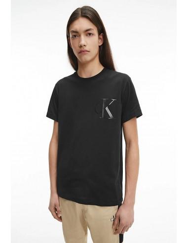 Calvin Klein Jeans Men's Short Sleeve...