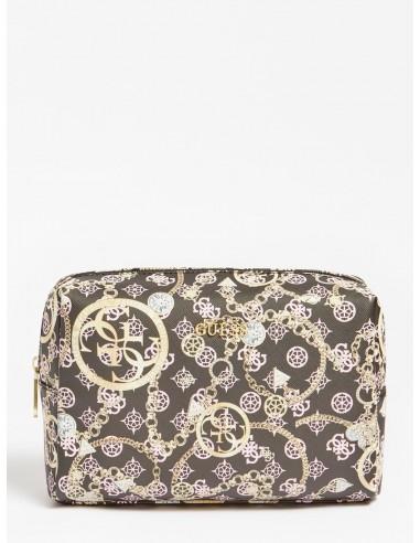 Guess Milene 4g Vanity bag Peony Logo